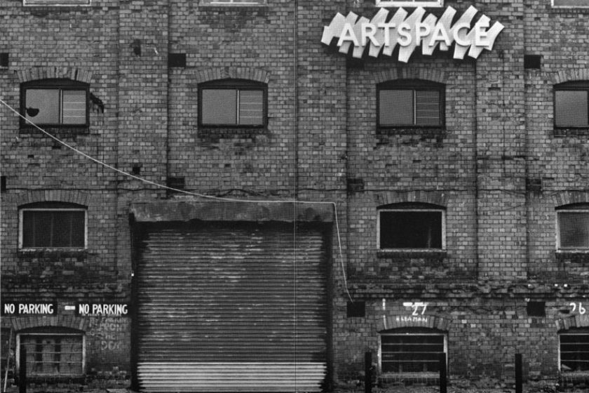 McArthur's Warehouse, Artspace's first home (1980s)