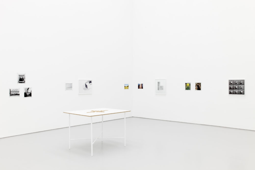 Aurélien Froment Fröbel Fröbeled (2014) installation view. Photograph by Stuart Whipps