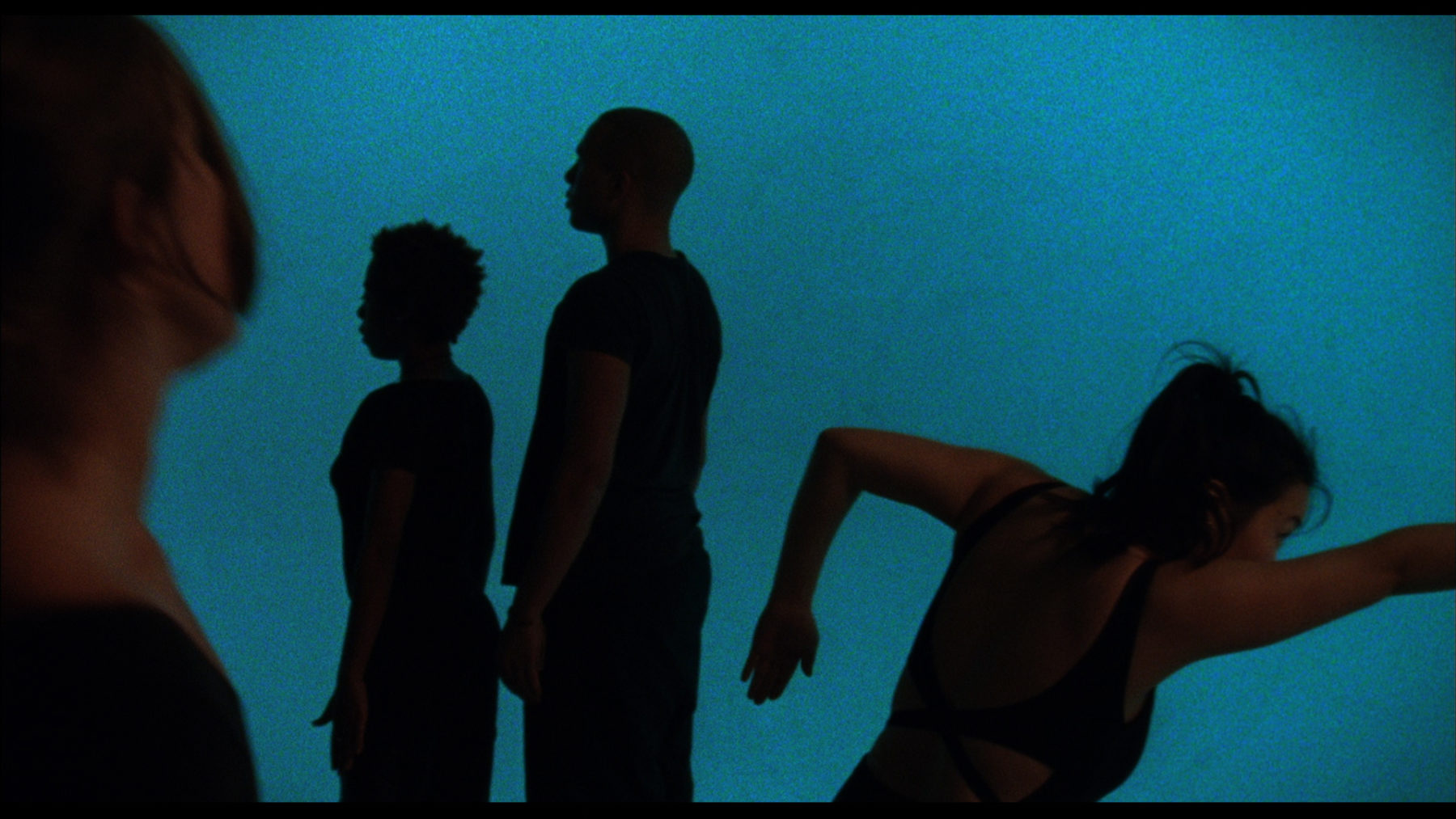 Jesse Jones, The Struggle Against Ourselves (2011) 16mm film still, courtesy the artist