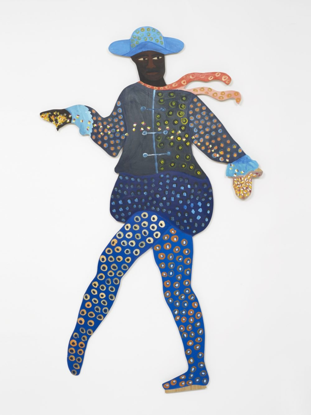 Lubaina Himid, Naming the Money (2004) Courtesy the artist and Hollybush Gardens