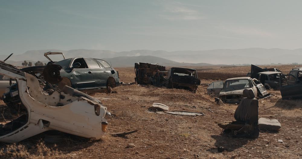 Maeve Brennan, The Drift (2017) Production still