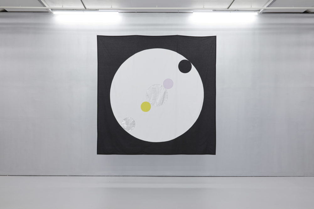 Mai-Thu Perret Mirror Logic (2019) Installation view, The Blazing World (2019) Spike Island, Bristol. Works courtesy the artist and Simon Lee Gallery. Photograph by Stuart Whipps