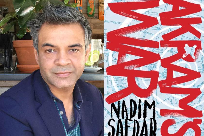 Novel Writers at Spike Island: Nadim Safdar