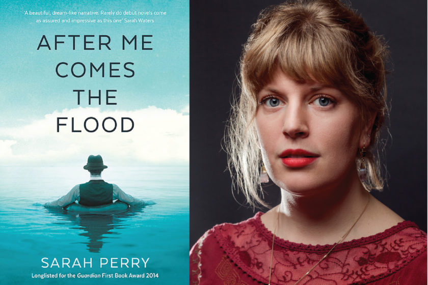 Novel Writers at Spike Island: Sarah Perry