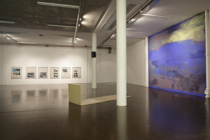Part-ilha, A River Ain't Too Much to Love (2011) Installation view, Spike Island, Bristol