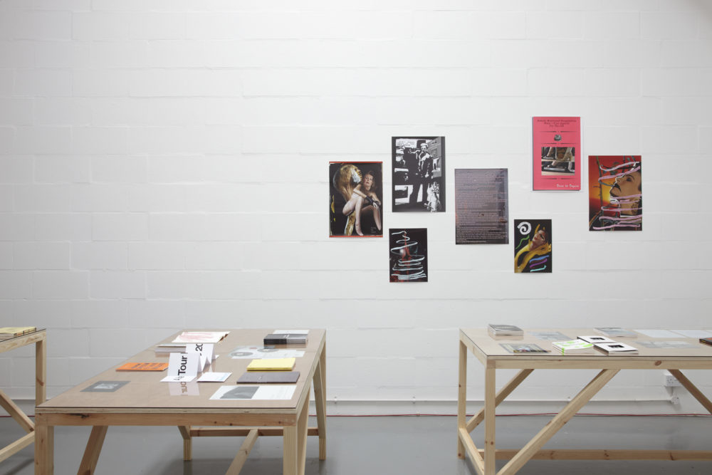 Various artists Make the Living Look Dead (2011) installation view. Photograph by Stuart Whipps