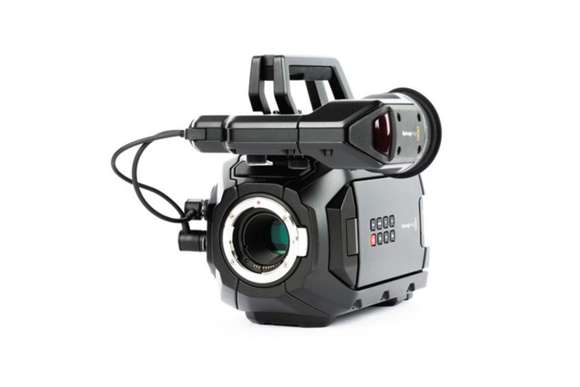 Blackmagic Design Ursa Mini 4 6k Ef Camera Spike Island
