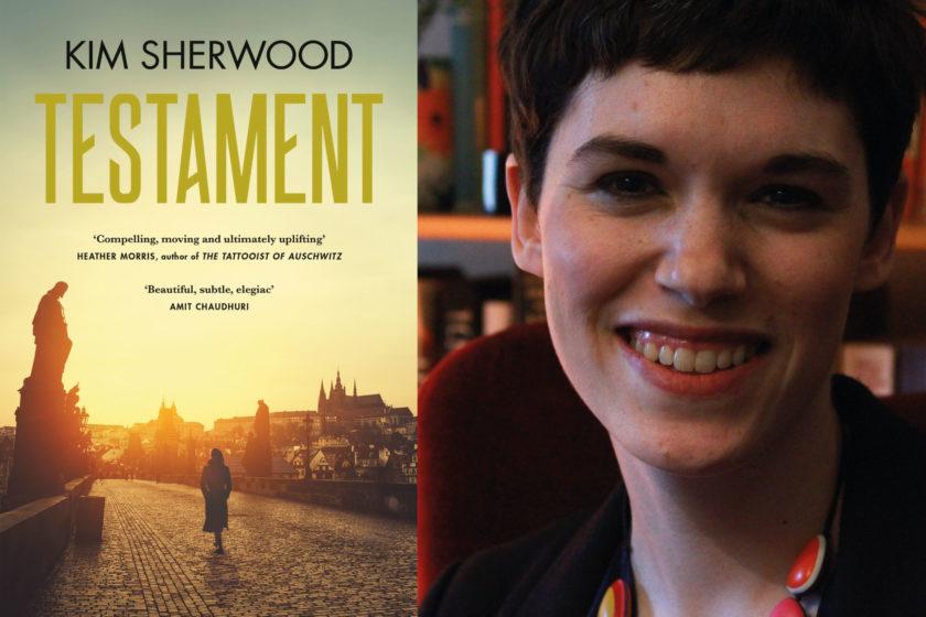 Novel Writers: Spike Island, Kim Sherwood, Testament