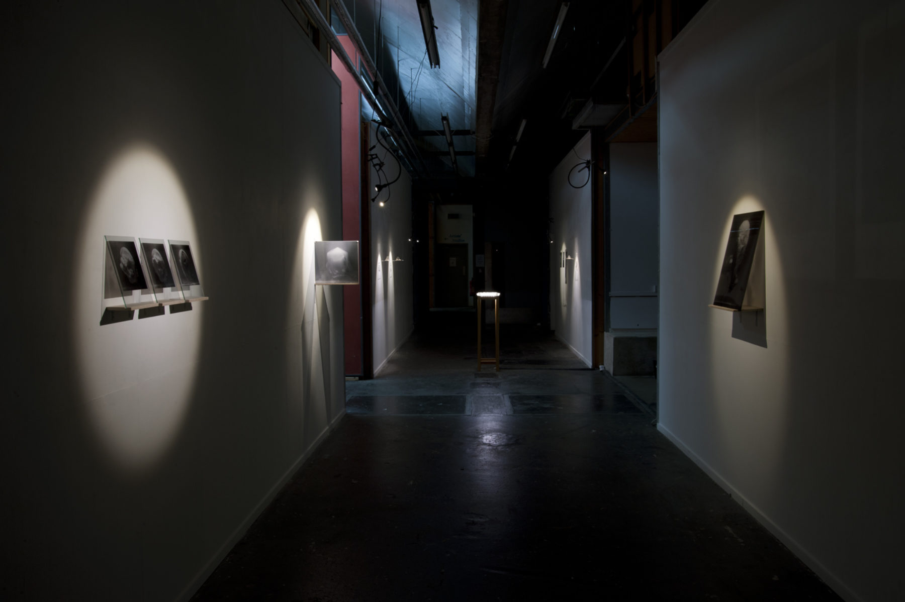Solveig Settemsdal, Test Space (2015) Installation view