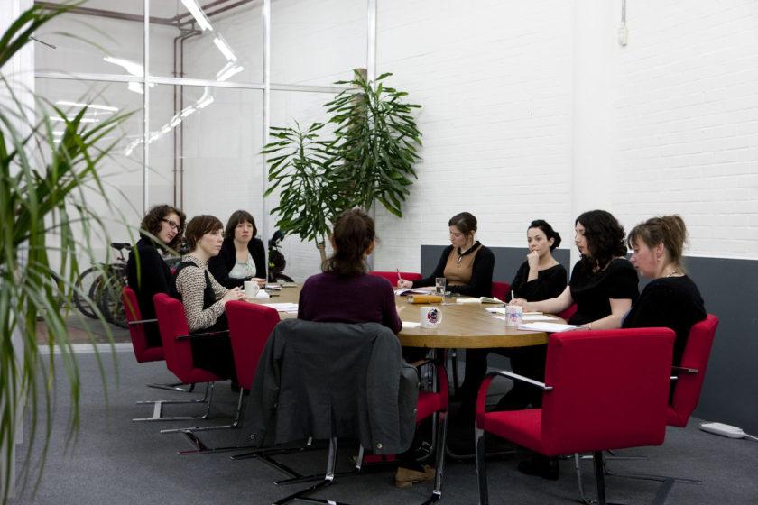 Spike Island, Bristol meeting room hire. Photograph by Yiannis Katsaris