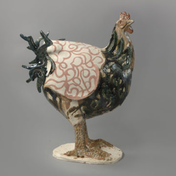 Nicholas Wright, Chicken. Photograph by Max McClure