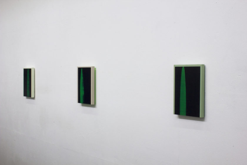 Test Space exhibition: Andy Jackson (2016)