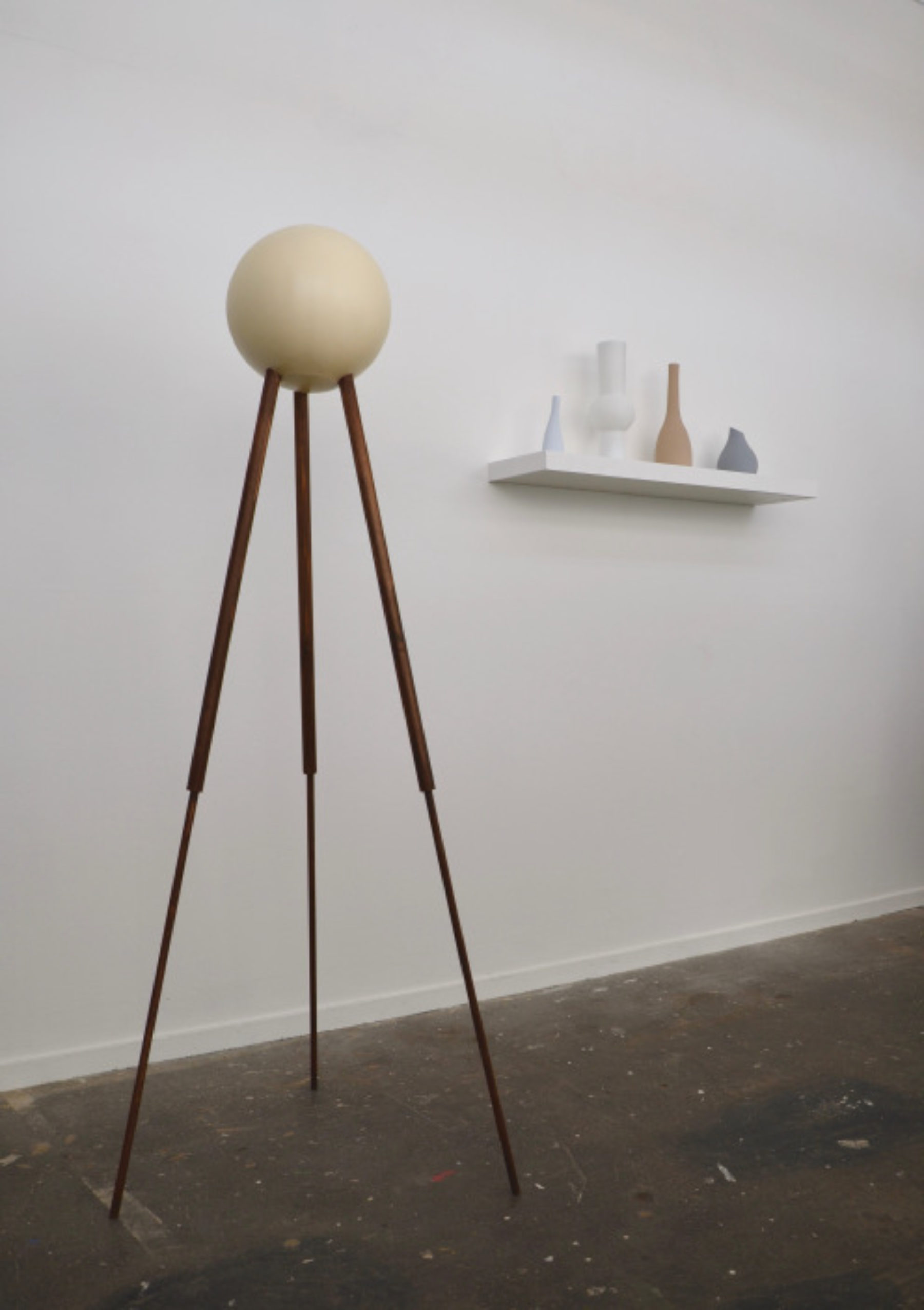 Test Space exhibition: Colin Higginson and Marcus Jefferies
