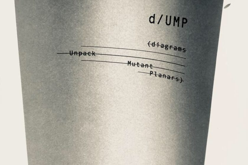 d/UMP (2018) Test Space exhibition