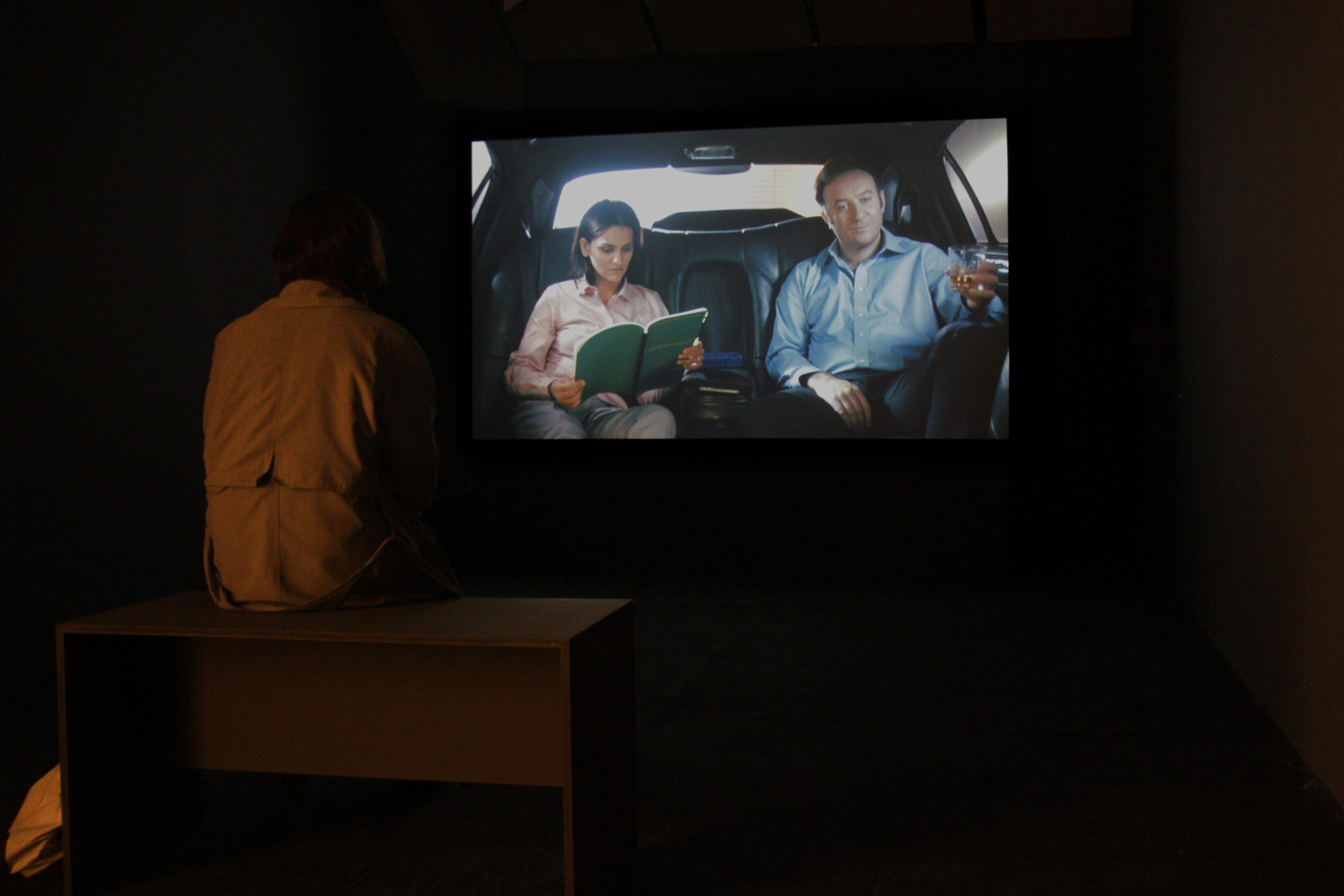 Maryam Jafri Mouthfeel (2014)Installation view, Gasworks, London