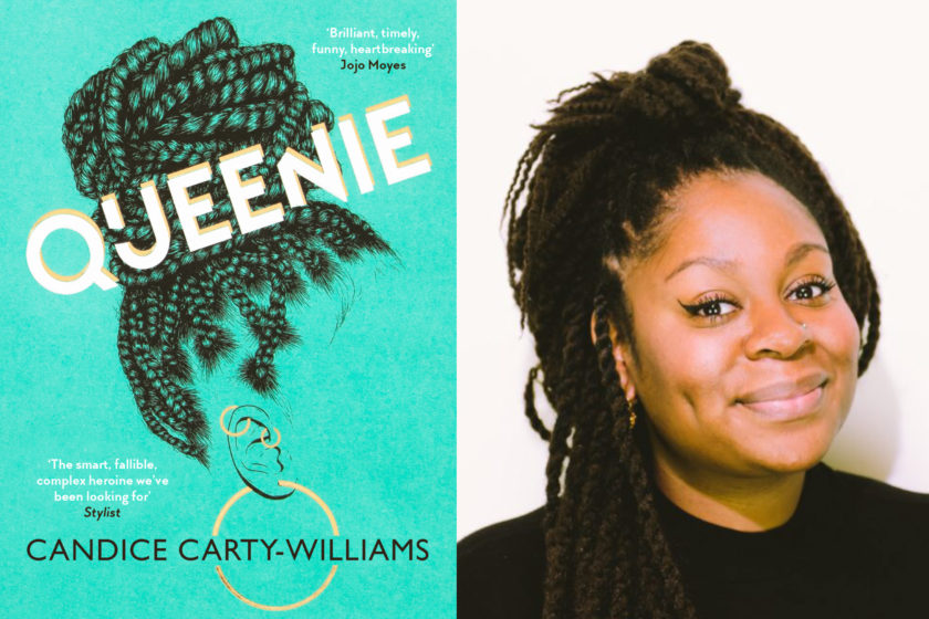 Candice-Carty-Williams, QUEENIE