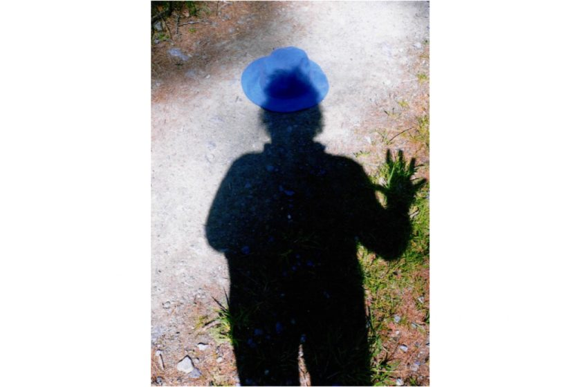 Nicholas Wright. My shadows' pinched my sunhat