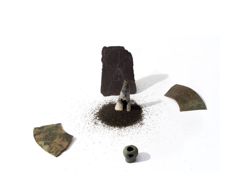 Sarah Rhys, Ritual Archaeology