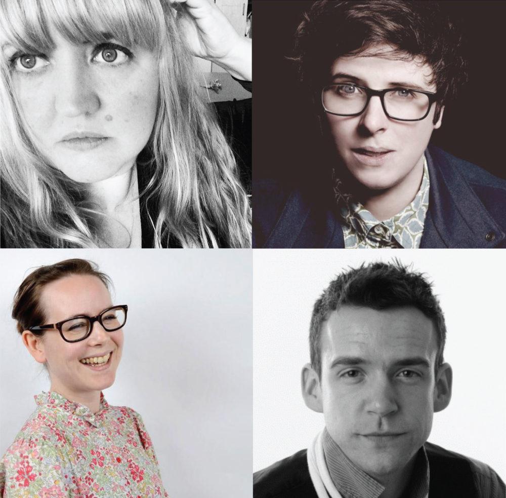 Writers salon: Sian Norris, Amy Key, Ben Gwalchmai, Eley Williams