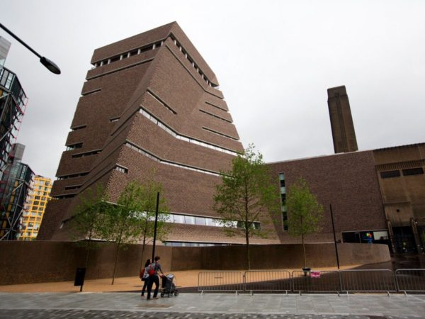Tate Exchange at Tate Modern / Blavatnik Building, London