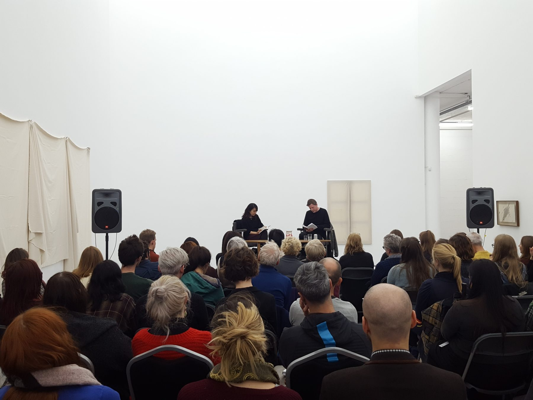 In Conversation: Han Kang and Max Porter - Spike Island
