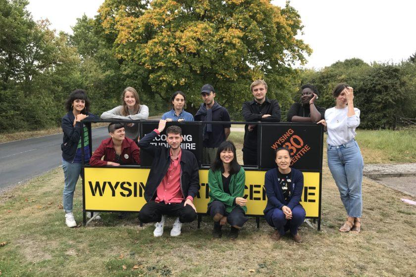Syllabus V artists - group photograph, (2019)