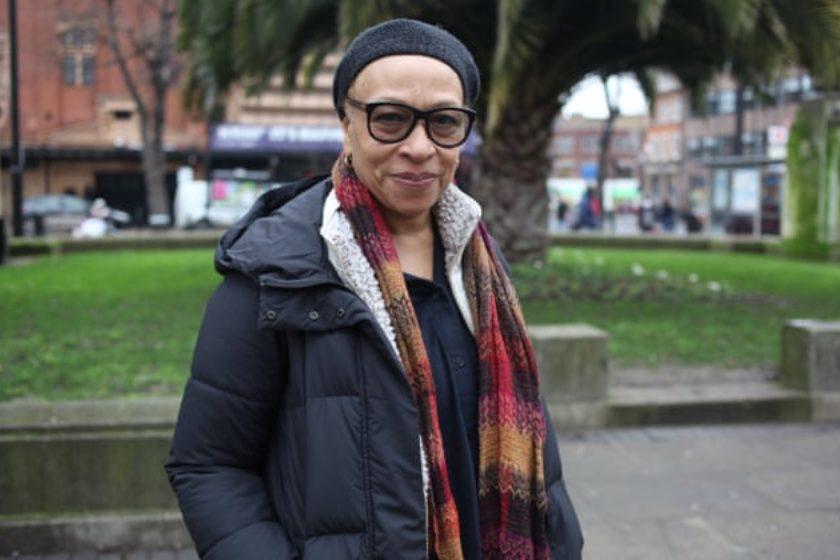 Veronica Ryan photographed in London, 2020