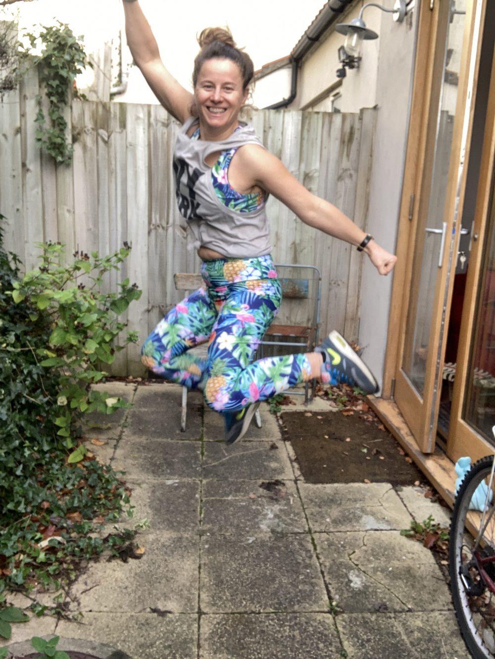Grace Willow of Joy in Dance