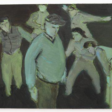 A painting by Isaac Jordan