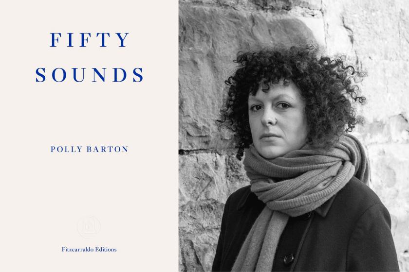 Fifty Sounds / Polly Barton photographed by Garry Loughlin