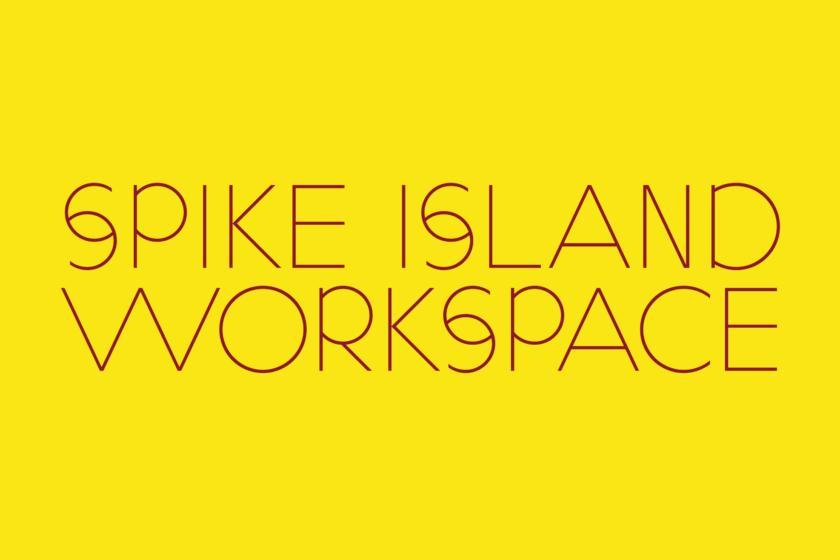 Spike Island Workspace logo