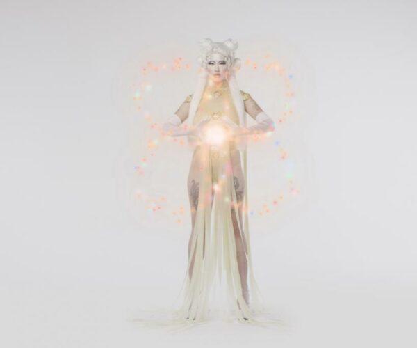 sophia al-maria, Astral Bodies Electric, Make Up! (2019), 16 mins